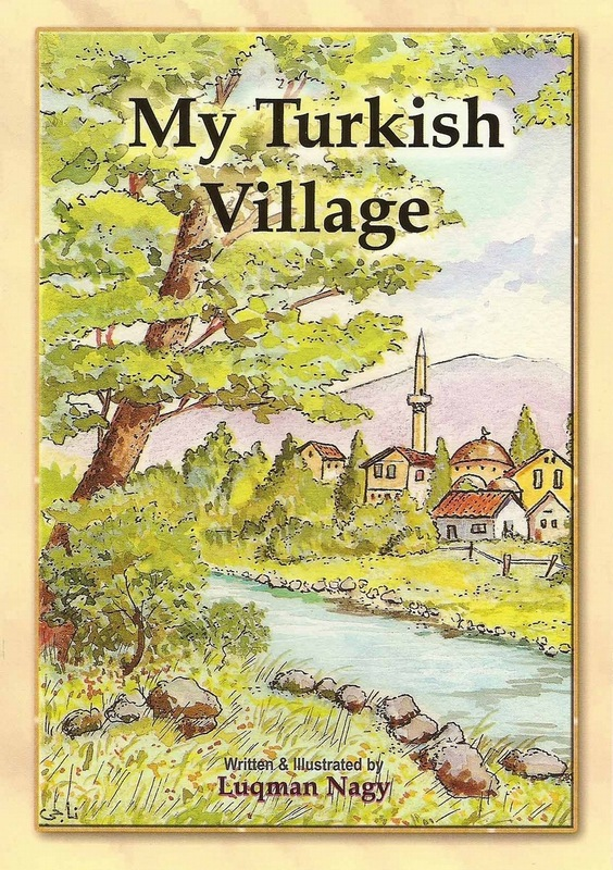 My Turkish Village Children's Books