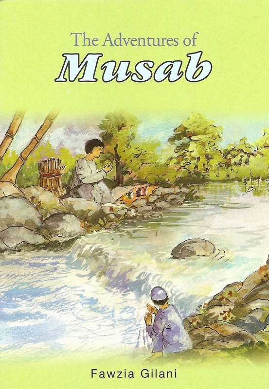 The Adventures Of Musab Children's Books